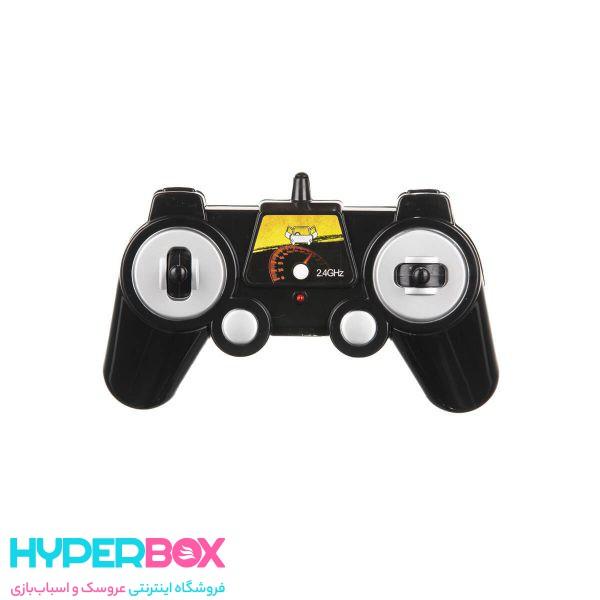 اسباب بازی ماشین کنترلی جیپ کروک