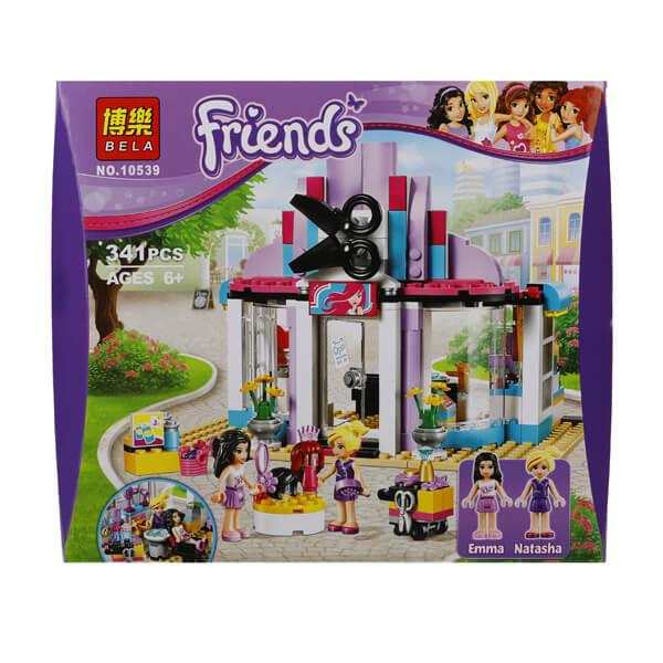 اسباب بازی لگو فرندز آرایشگاه
