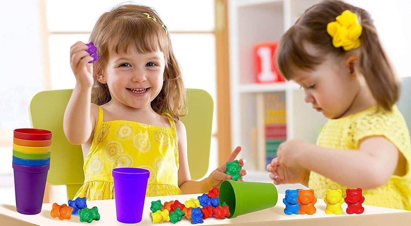 اسباب بازی آموزش ریاضی به کودکان