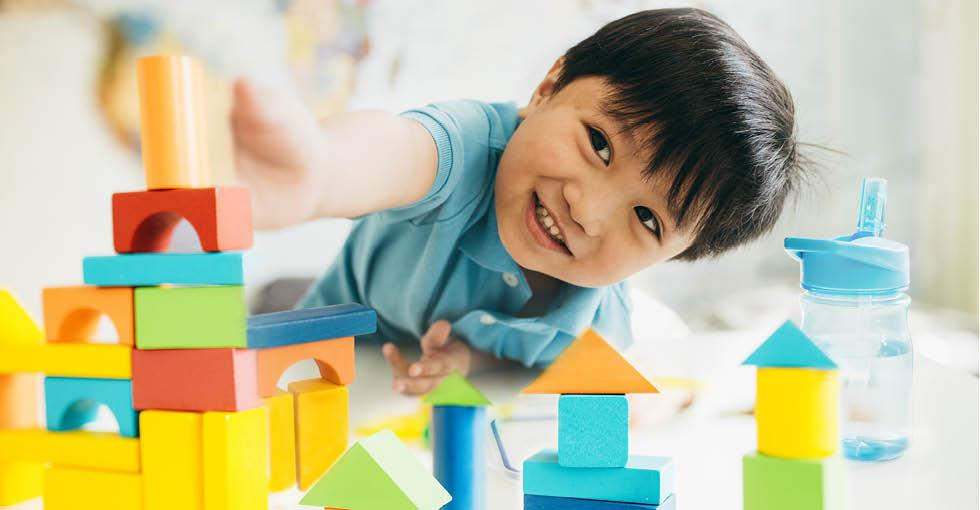 اسباب بازی ها برای افزایش خلاقیت در کودکان