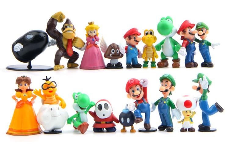 شرکت نیتندو تولید کننده اسباب بازی ماریو
