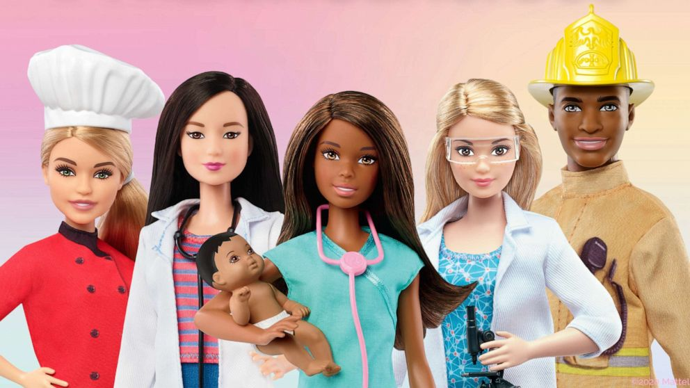 کمپانی عروسک سازی باربی