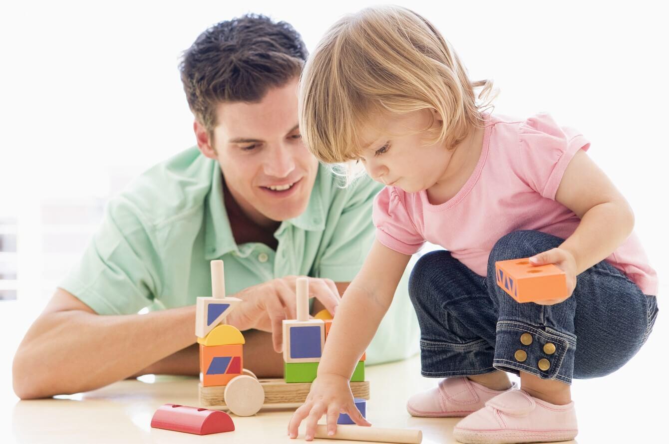 اهمیت و ضرورت بازی با کودک برای والدین