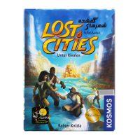 بازی فکری شهرهای گمشده Lost Cities