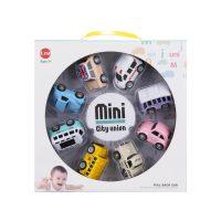 اسباب بازی ماشین فلزی لندن Mini City Union