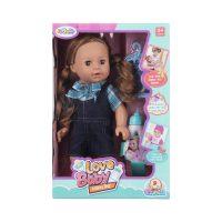 عروسک نی نی دختر Love Baby