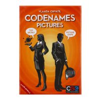 بازی فکری CODENAMES رتبهی یک در بازی های دورهمی دنیا