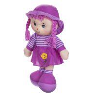 عروسک دختر کلاه دار