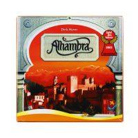 بازی فکری الهمبرا Alhambra