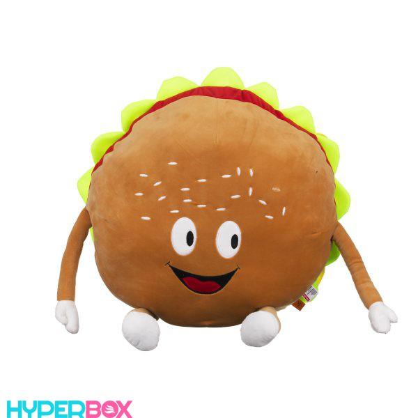 عروسک همبرگر بالشتی اورجینال