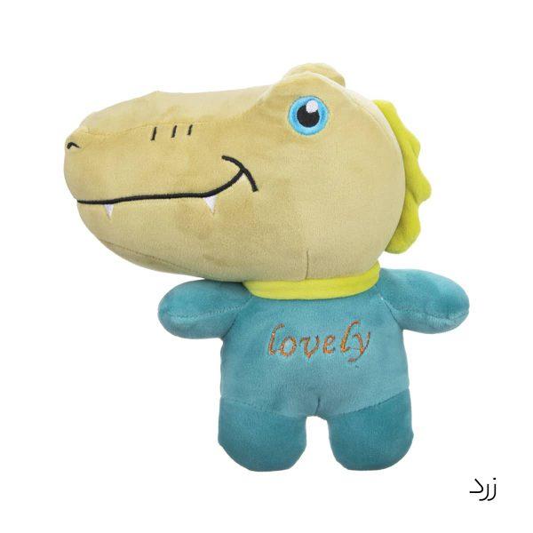 عروسک تمساح پولیشی