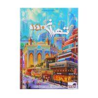 بازی فکری تهران 1410 برگرفته از بازی Chinatown