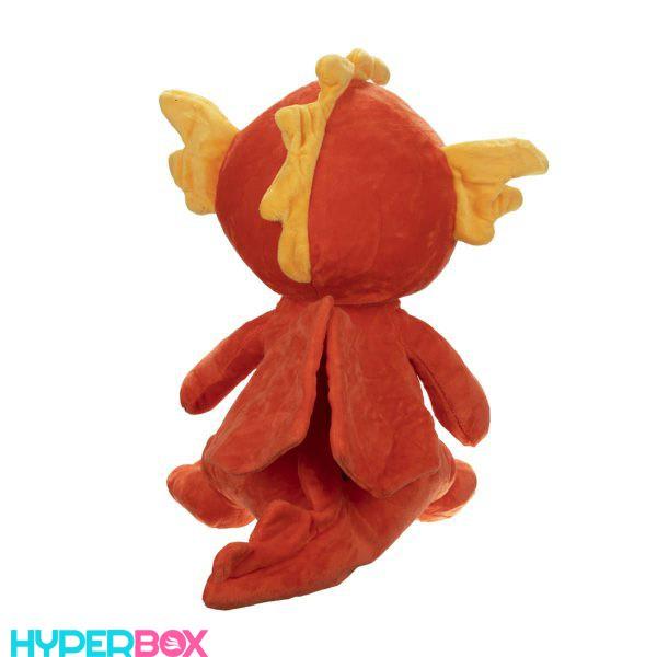 عروسک اژدها دل نازک