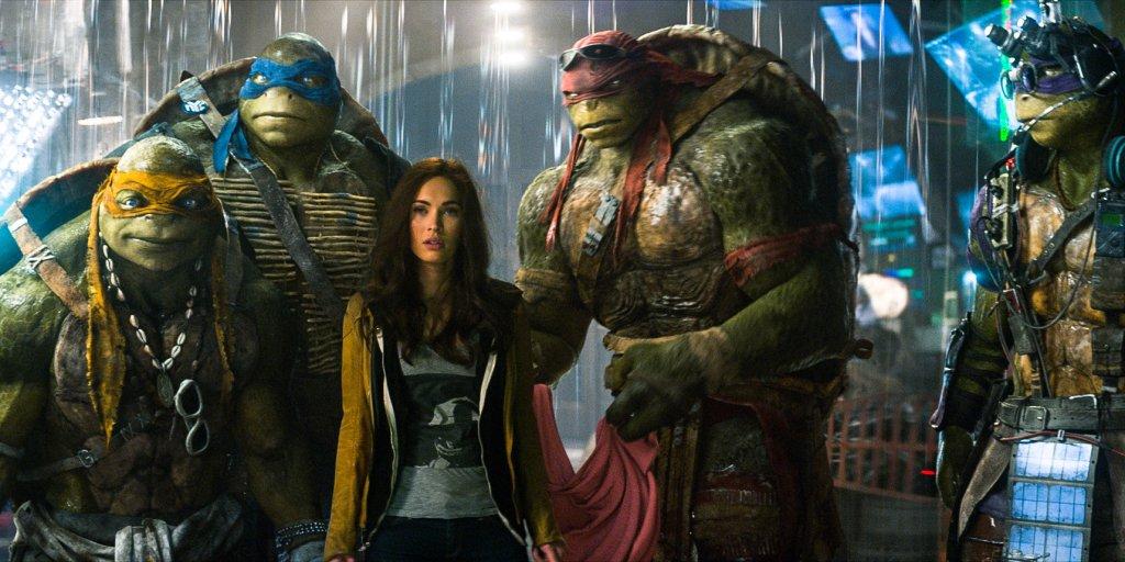 فیلم ها و سریال های لاکپشت های نینجا