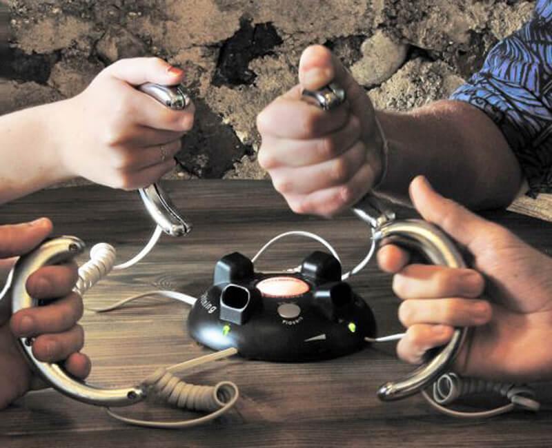 شوک الکتریکی عجیب ترین اسباب بازی جهان