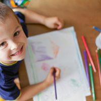 مزایای نقاشی و زنگ آمیزی برای کودکان