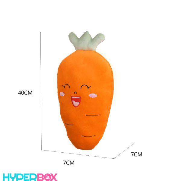 عروسک هویج بالشتی