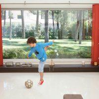 انواع بازی با توپ در منزل