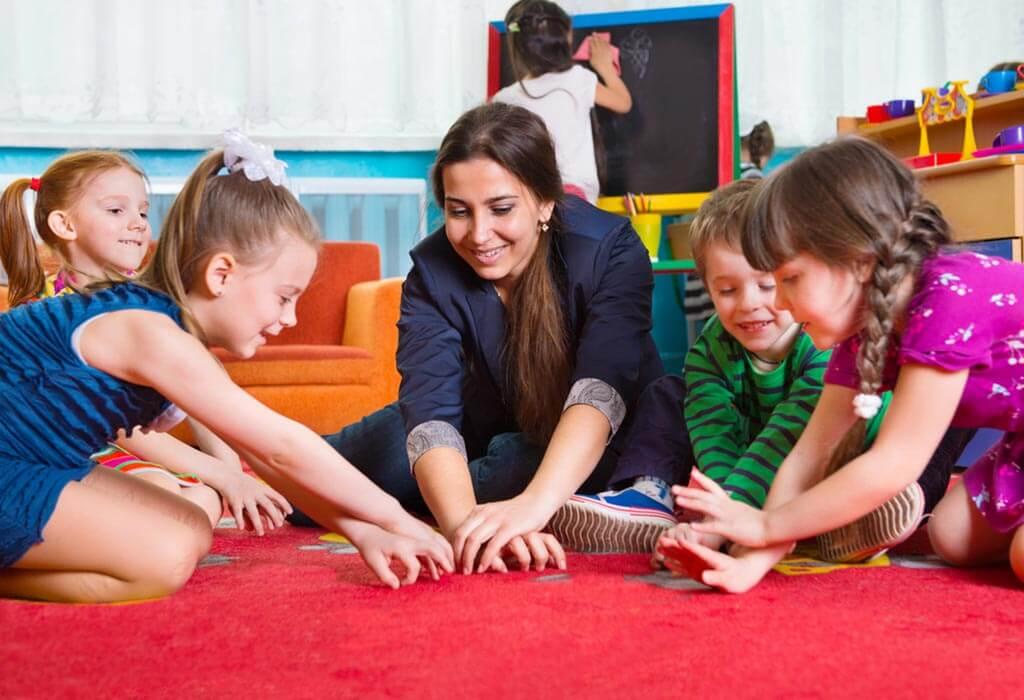 معرفی بازی های گروهی برای کودکان